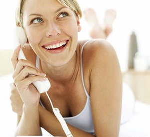 How to Successfully Flirt On the Phone
