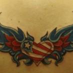 valentine tattoo