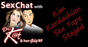 Kim Kardashian Sex Tape Staged