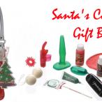Santa's Coming Gift Bag