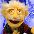 Professor Puppet