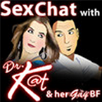 Sex Chat With Dr Kat and Her Gay BF icon