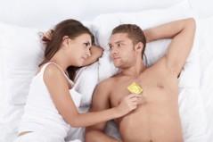 sex with condom, oral sex with condom, sex with a condom